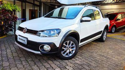 Volkswagen Saveiro Cross CD 2015}