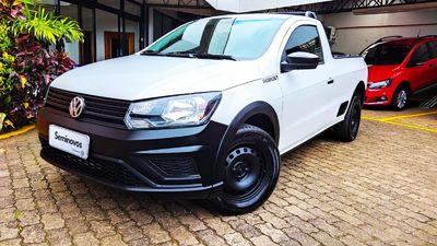 Volkswagen Saveiro Robust CS 1.6 2019}