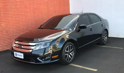 Ford Fusion 3.0 V6 4WD SEL 2010}