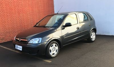 Chevrolet Corsa Hatch Joy 1.0 (Flex) 2009}