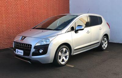 Peugeot 3008 1.6 THP Allure 2012}