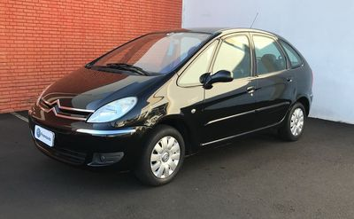 Citroën Xsara Picasso Exclusive 1.6 16V (flex) 2008}