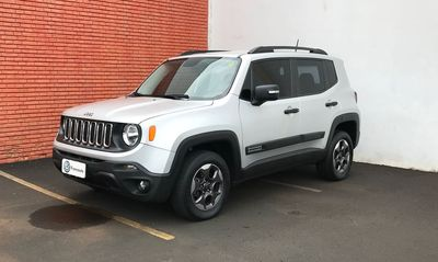 Jeep Renegade 2.0 16V Turbo Diesel Sport 2016}