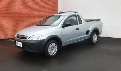 Chevrolet Montana Conquest 1.4 (Flex) 2009}