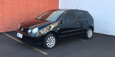 Volkswagen Polo Hatch . 1.6 8V 2003}