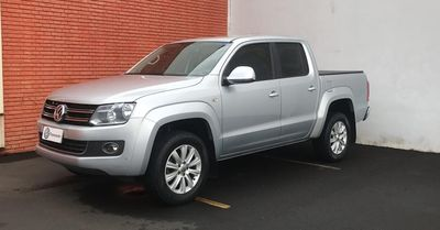 Volkswagen Amarok Highline 2.0 CD 4x4 (série Ultimate) (Aut) 2016}