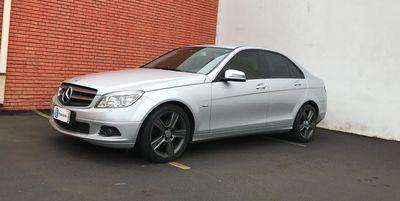 Mercedes-Benz C 180 CGI Classic 1.8 Turbo 2011}