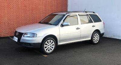 Volkswagen Parati Plus 1.6 G4 (Flex) 2010}