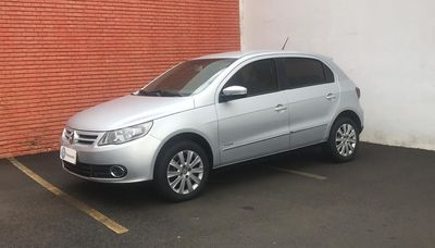 Volkswagen Gol Power 1.6 (G5) (Flex) 2013}