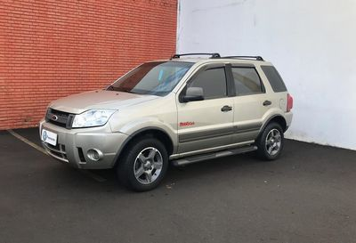 Ford Ecosport Freestyle 1.6 (Flex) 2008}