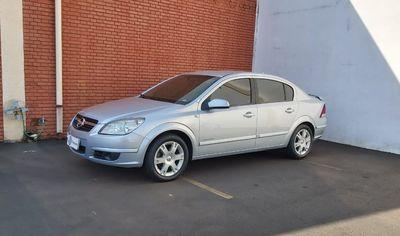Chevrolet Vectra Elegance 2.0 (Flex) 2008}