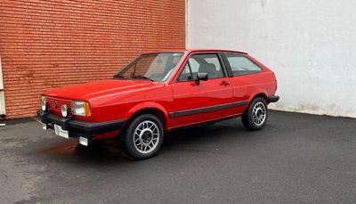 Volkswagen Gol GT 1.8 1986}