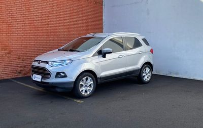 Ford Ecosport Titanium 2.0 AT 2014}