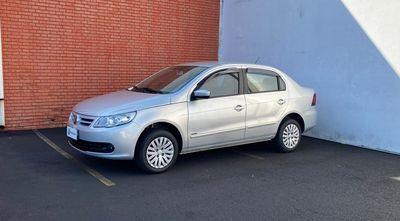 Volkswagen Voyage Trend 1.6 (Flex) 2009}