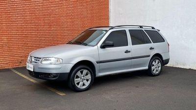 Volkswagen Parati 1.6 G4 (Flex) 2006}