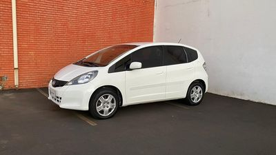 Honda Fit CX 1.4 16v (Flex) (Aut) 2014}