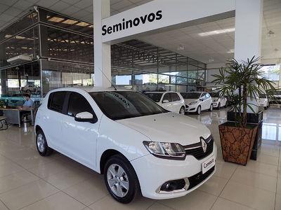 Renault Sandero Dynamique 1.6 8V 2016 2015}
