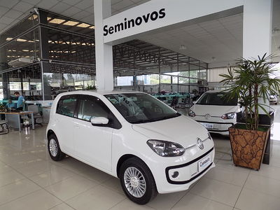 Volkswagen up! move up! 1.0 2016}