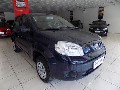 Fiat Uno Vivace 1.0 (Flex) 4p 2012}