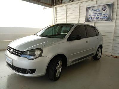 Volkswagen Polo . Sportline 1.6 8V (Flex) 2014}