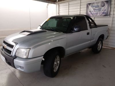 Chevrolet S10 Adventage 2.4 4x2 CD 2010}