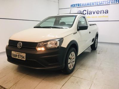 Volkswagen Saveiro Robust 1.6 CS 2017}