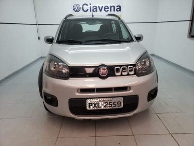 Fiat Uno Way 1.0 Flex 2016}