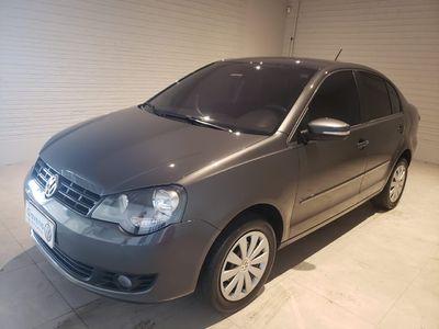 Volkswagen Polo 1.6 8V (Flex) 2013}