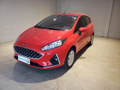Ford New Fiesta Hatch SE 1.6 2018}