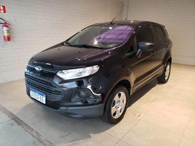 Ford Ecosport S 1.6 16V (Flex) 2013}