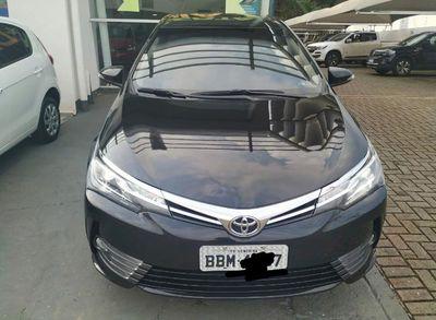Toyota Corolla Sedan Altis 2.0 16V (flex) (aut) 2018}