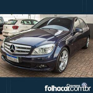 Mercedes-Benz Classe C C 180 CGI Blue Efficiency 2011}