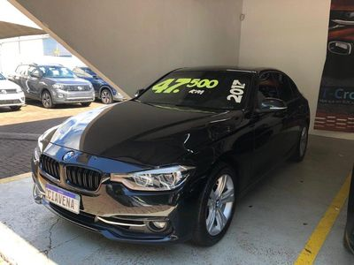 BMW 320i 2.0 Turbo Active (Aut) 2017}