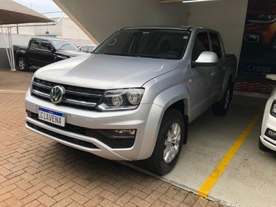 Volkswagen Amarok Cabine Dupla Trendiline 2.0 TDI 2018}