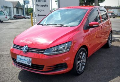Volkswagen Fox Trendline 1.6  I-MOTION (Flex) 2015}