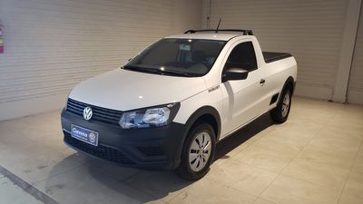 Volkswagen Saveiro Robust CS 1.6 2017}