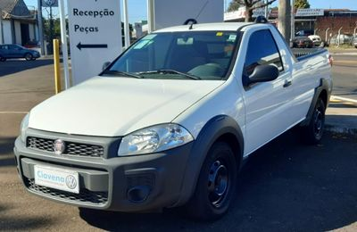 Fiat Strada Hard Working 1.4 CS 8V 2018}