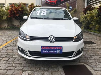 Volkswagen Fox Connect 1.6 I-Motion 2018}