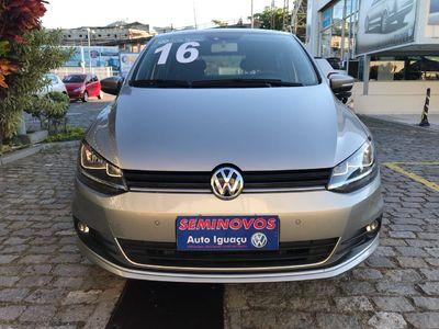 Volkswagen Fox Comfortline 1.0 2016}