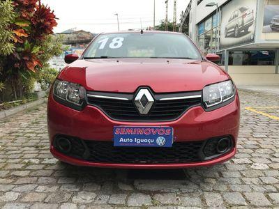 Renault Sandero Expression 1.0 (Flex) 2018}