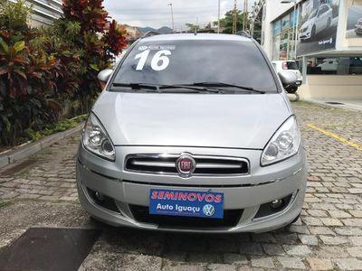 Fiat Idea Essence 1.6 16V E.TorQ 2016}