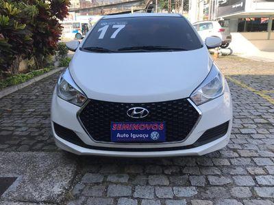 Hyundai HB20S Ocean 1.6 Flex 2017}