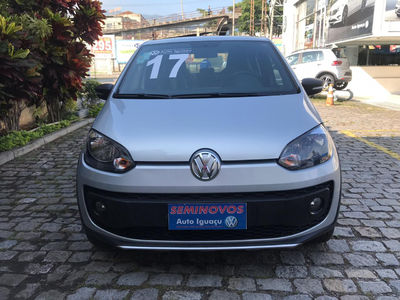 Volkswagen up! track 1.0 2017}