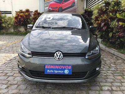Volkswagen Fox Highline 1.6 MSI (Flex) 2015}