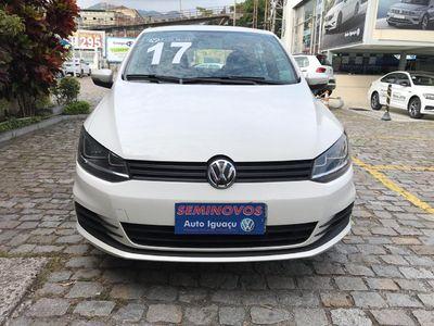Volkswagen Fox Trendline 1.6 (Flex) 2017}