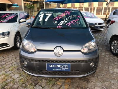 Volkswagen up! 1.0 12v MPI Move  2017}