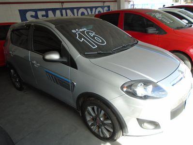 Fiat Novo Palio SPORTING 1.6 16V FLEX 2016}