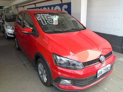 Volkswagen Fox Pepper 1.6 MSI (Flex) 2015}