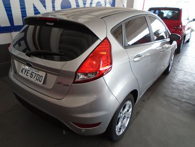 Ford New Fiesta Hatch SEL 1.6 2017}