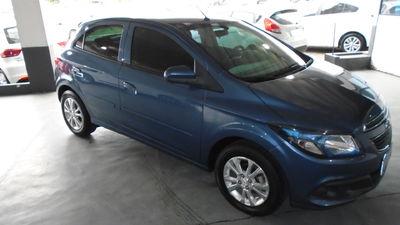 Chevrolet Onix Lollapalooza 1.0 2014}